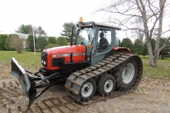 New this year the Lil Massey , Massey Ferguson 4255