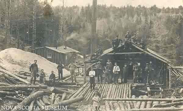 Crossburn Mill
